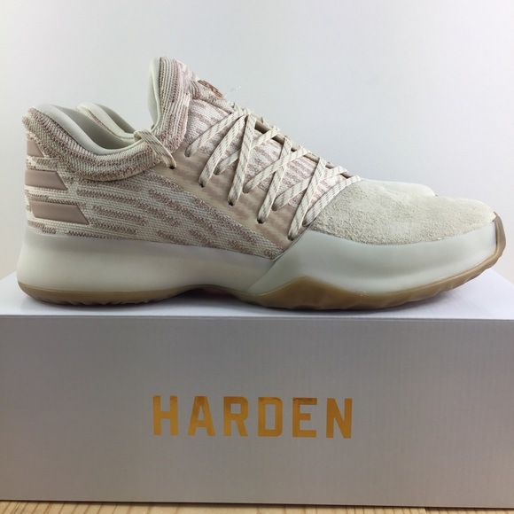 97b1fe47d71 Adidas Harden Vol 1 PK Primeknit Basketball Shoes